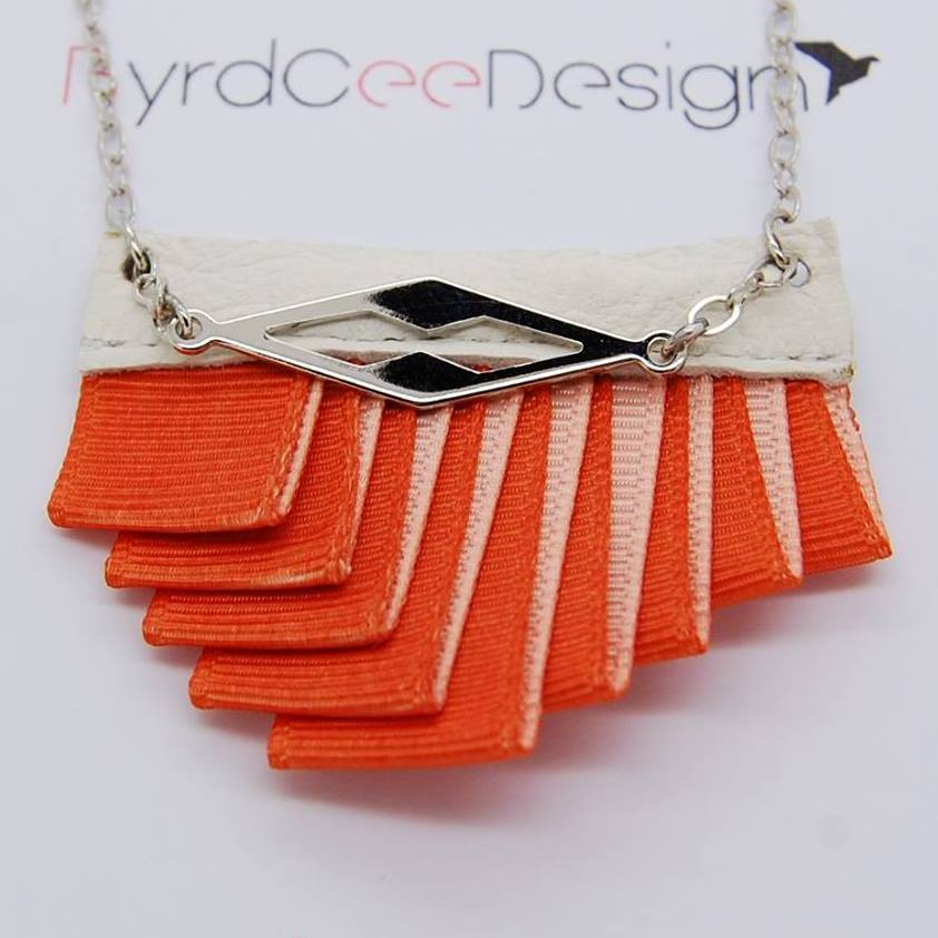 ByrdCeeDesign collier - La Maison Borrelly