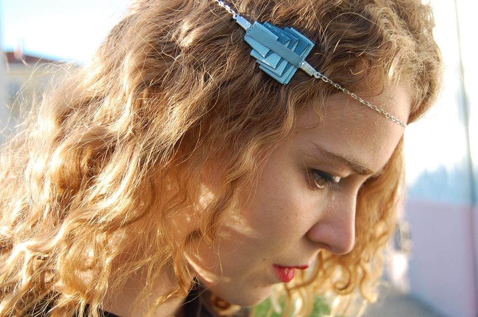ByrdCeeDesign Headband - La Maison Borrelly