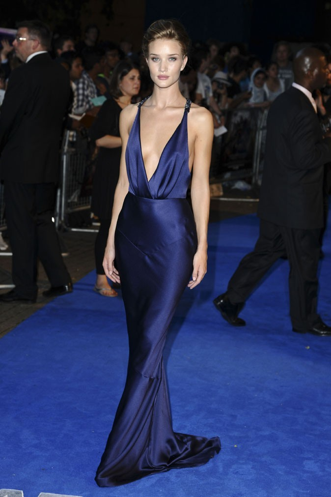 Robe bleu nuit - la maison borrelly