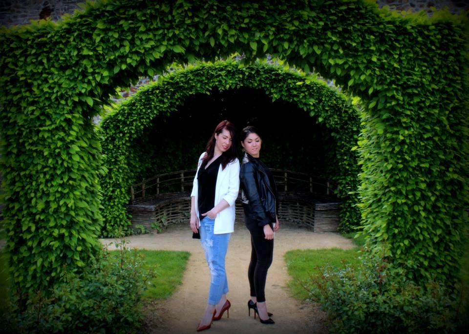 Blog Sisters mode & spectacle - Look du jour -  La Maison Borrelly
