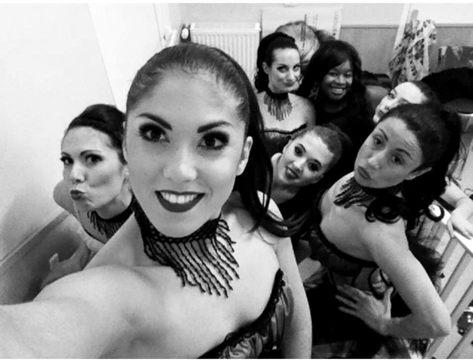 Blog Sisters mode & spectacle - Danse - La Maison Borrelly